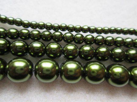 sötét zöld-8mm