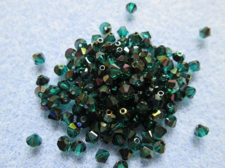 Emerald-luster