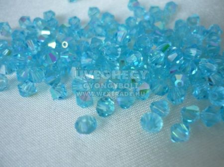 Aquamarine A/B - 4mm