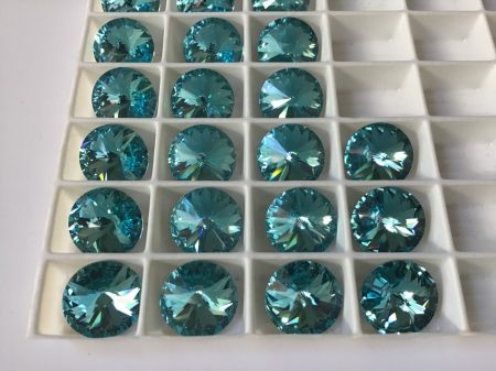 Light Turquoise - 14mm
