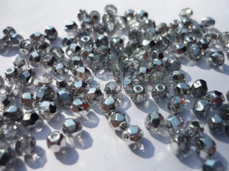 Crystal Silver Half-zöldes árnyalatú