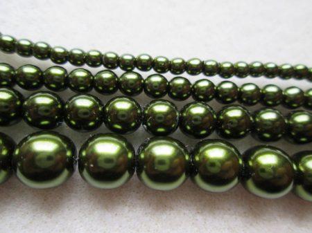 sötét zöld-4mm