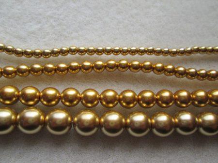 világos arany-4mm