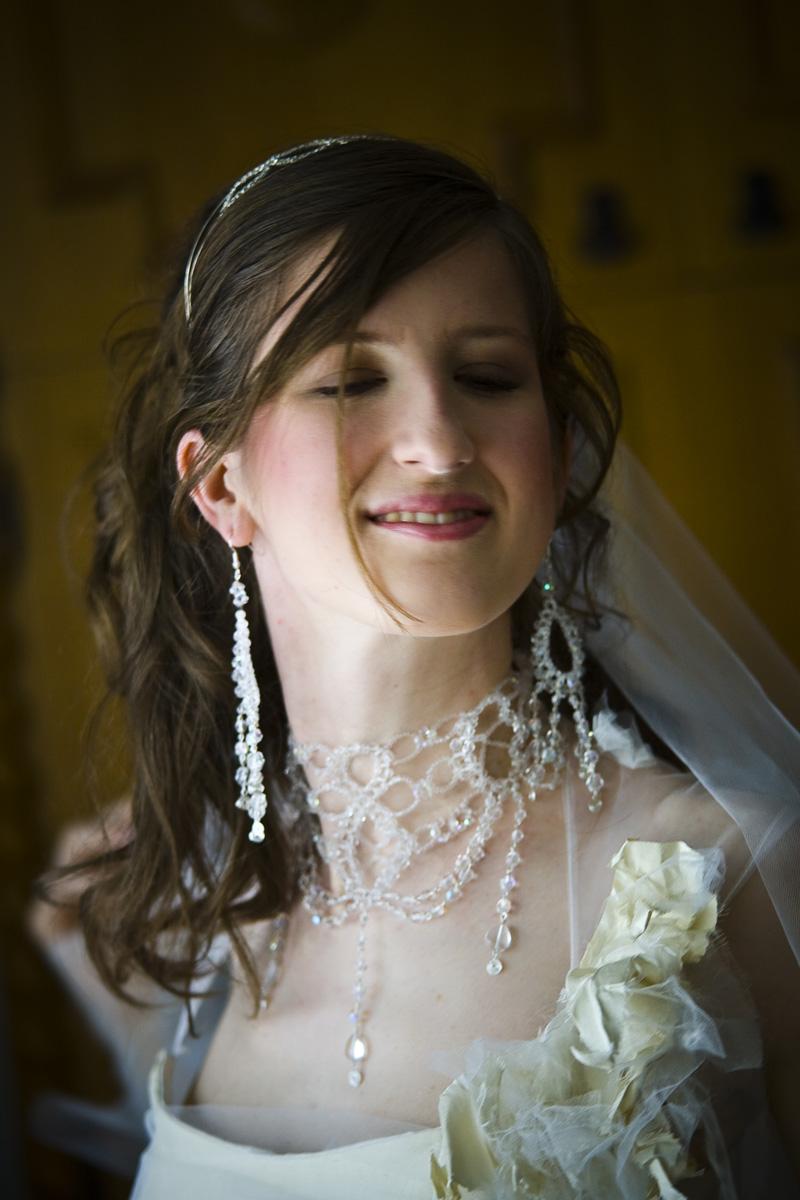 meskete - saját esküvői szettje
